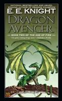 Dragon Avenger: Book Two of The Age of Fire 0451461096 Book Cover