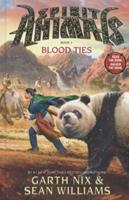 Blood Ties 0545522455 Book Cover