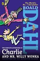 The Complete Adventures of Charlie and Mr Willy Wonka 0679879285 Book Cover