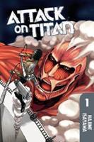 Attack on Titan, Vol. 1 1612620248 Book Cover