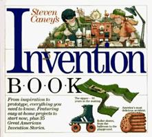 Steven Caney's Invention Book 0894800760 Book Cover