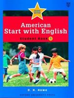 American Start with English 1: Student Book (American Start with English) 0194340139 Book Cover