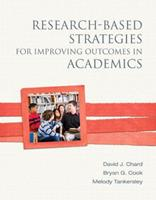 Research-Based Strategies for Improving Outcomes in Academics 013702990X Book Cover
