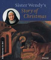 Sister Wendy's Story of Christmas (Adventures in Art) 379131887X Book Cover
