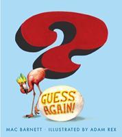 Guess Again! 1416955666 Book Cover