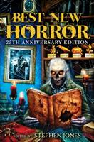 The Mammoth Book of Best New Horror 25 1628738189 Book Cover