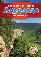 Arkansas: The Natural State 1626170037 Book Cover