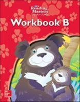 Reading Mastery Reading/Literature Strand Grade K, Workbook B 0076122107 Book Cover
