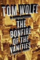 The Bonfire of the Vanities 0553275976 Book Cover
