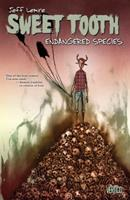 Sweet Tooth, Volume 4: Endangered Species 1401233619 Book Cover