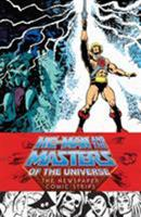 He-Man and the Masters of the Universe: The Newspaper Comic Strips 150670073X Book Cover