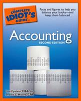 The Complete Idiot's Guide to Accounting, 2nd Edition (Complete Idiot's Guide to) 1592575307 Book Cover
