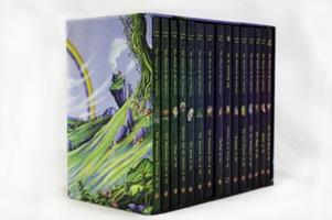 Oz: The Complete Collection 1548203920 Book Cover