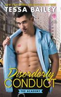 Disorderly Conduct 0062467085 Book Cover