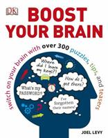 Boost Your Brain 1465408479 Book Cover