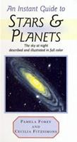 An Instant Guide to the Stars and Planets: The Sky at Night Described and Illustrated in Full Color 0517635496 Book Cover