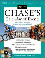 Chase's Calendar of Events 2008 w/CD-Rom (Chase's Calendar of Events)