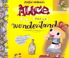 Alice in Pop-up Wonderland 043941184X Book Cover