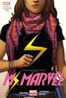 Ms. Marvel: Kamala Khan 1302916408 Book Cover