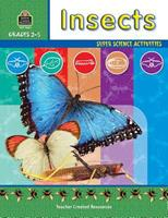 Insects: Grades 2-5 (Super Science Activities) 0743936612 Book Cover