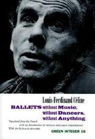 Ballets sans musique, sans personne, sans rien 1892295067 Book Cover