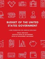 Budget of the United States Government, Fiscal Year 2018 1598889532 Book Cover