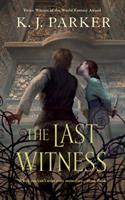 The Last Witness 0765385295 Book Cover