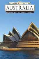 A Brief History of Australia (Brief History Of... (Checkmark Books)) 0816078858 Book Cover