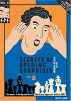 Sos Secrets of Opening Surprises (SOS Secrets of Opening Surprises) 9056912224 Book Cover
