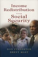 Income Redistribution from Social Security 0844742147 Book Cover