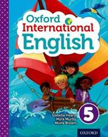 Oxford International Primary English Student Book 5 0198388810 Book Cover
