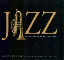 Jazz: Photographs of the Masters 1885183259 Book Cover