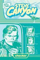 Steve Canyon 1933160233 Book Cover
