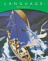 Language Handbook Harcourt Trophies Grade 5 0153250674 Book Cover