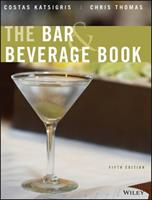 The Bar & Beverage Book 0470248459 Book Cover