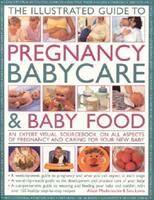 The Illustrated Guide to Pregnancy, Babycare and Baby Food 1844763099 Book Cover