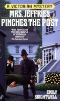 Mrs. Jeffries Pinches the Post 0425180042 Book Cover
