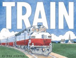 Train 0545384958 Book Cover