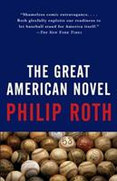The Great American Novel 0030045169 Book Cover