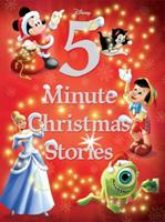 Disney 5-Minute Christmas Stories 148472741X Book Cover