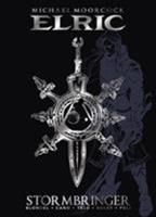 Michael Moorcock's Elric: Stormbringer Deluxe Edition 178276125X Book Cover