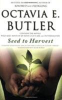 Seed to Harvest (Wild Seed / Mind of My Mind / Clay's Ark / Patternmaster) 0446698903 Book Cover