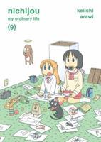 Nichijou, 9                (日常 (Nichijou) #9) 1942993684 Book Cover