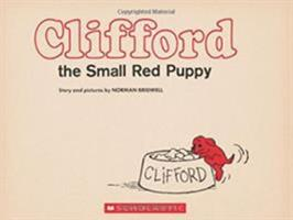 Clifford The Small Red Puppy (Read with Clifford) 0439650402 Book Cover