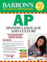 Barron's AP Spanish--2008 with 3 Audio CDs (Barron's How to Prepare for the Ap  Spanish  Advanced Placement Examination)