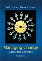 Managing Change: Cases and Concepts 0071122206 Book Cover