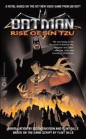 Batman: Rise of Sin Tzu 0446613924 Book Cover
