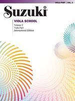Suzuki Viola School, Vol 2: Viola Part 0874872421 Book Cover