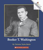 Booker T. Washington (Rookie Biographies) 0516298429 Book Cover