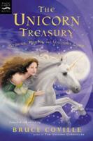 The Unicorn Treasury: Stories, Poems, and Unicorn Lore (Magic Carpet Books) 015205216X Book Cover